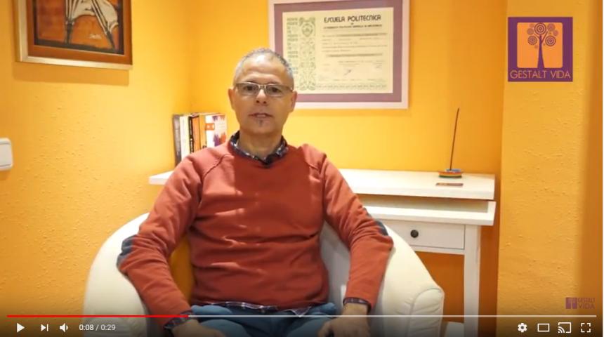 Videos de presentación Artur Canals, Terapeuta Gestalt.